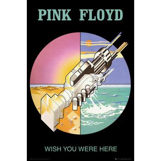 poster Pink Floyd - Wish You Were Here 2 - LP1765