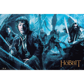 poster The Hobbit - Desolation of Smaug Mirkwood - GB posters, GB posters