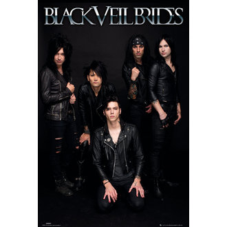 poster Black Veil Brides - Band - GB posters - LP1777