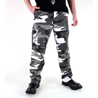 pants men ROTHCO - BDU PANT - CITY CAMO