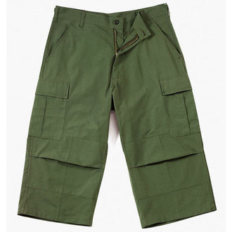 3/4 pants men ROTHCO - CAPRI - OLIVE DRAB - 8356