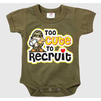body children's ROTHCO - TOO CUTE TO RECRUIT - FROM - 67150