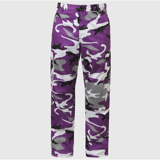 pants men ROTHCO - BDU PANT - ULTRA VIOLET CAMO - 7925
