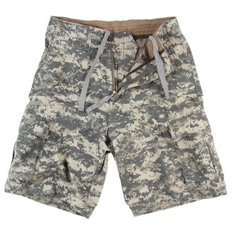 shorts men ROTHCO - VINTAGE INFANTRY - ACU DIGITAL - 2520