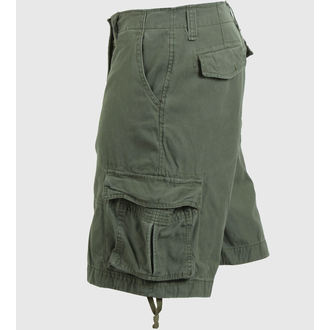 shorts men ROTHCO - VINTAGE INFANTRY - OLIVE DRAB - 2544