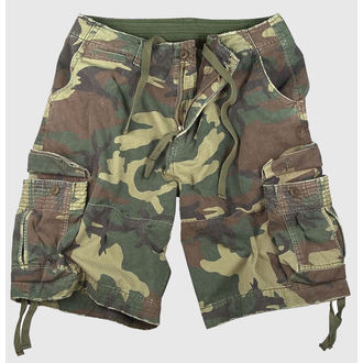shorts men ROTHCO - VINTAGE INFANTRY - WOODLAND - 2540