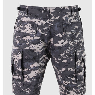 shorts men ROTHCO - BDU L / C - SUBDUED URBAN DIGITAL - 65320