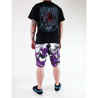 shorts men ROTHCO - BDU SHORT L / C - ULTRA VIOLET CAMO - 7100