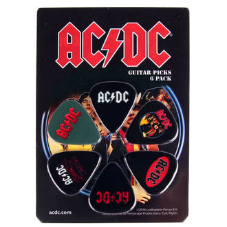picks AC / DC - PERRIS LEATHERS - ACDC1