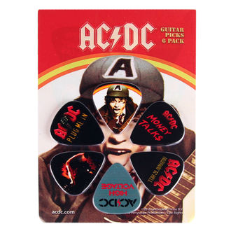 picks AC / DC - PERRIS LEATHERS - ACDC2