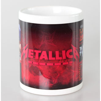 cup Metallica - Albums - PYRAMID POSTERS - MG22556