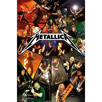 poster Metallica - Live - PYRAMID POSTERS - PP33254