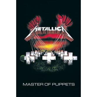 poster Metallica - Master Of Pupets - PYRAMID POSTERS - PP33255
