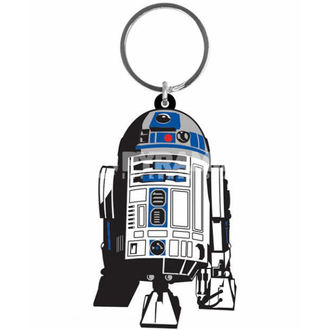 key ring (pendant) Star Wars - R2 D2 - PYRAMID POSTERS - RK38344