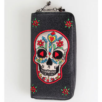 wallet BANNED - Candy Skull