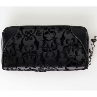 wallet BANNED - Cameo Lady Lace - Black - WBN1415BL