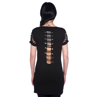 dress women (tunic) BANNED - Corset Skeleton, BANNED