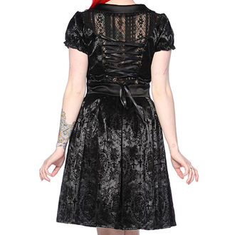 dress women BANNED - Black Ivy Cross Gothic, BANNED