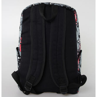 backpack BANNED - Zombie - Black/Grey - BBN765GREY