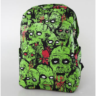 backpack BANNED - Zombie - Black / Green - BBN765GREEN