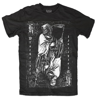 t-shirt men's women's unisex - Death To Gods - BLACK CRAFT - MT088DS