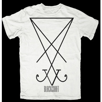 t-shirt men's - Sigil of Lucifer - BLACK CRAFT - WHT002SR