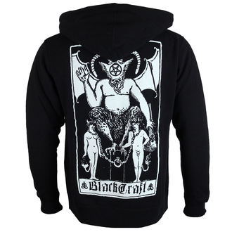hoodie men's - Tarot - BLACK CRAFT, BLACK CRAFT