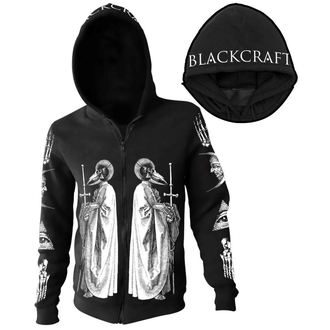hoodie men's - Ram Priest - BLACK CRAFT - ZS016RT