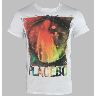 t-shirt metal men's women's unisex Placebo - SKELETON - LIVE NATION, LIVE NATION, Placebo