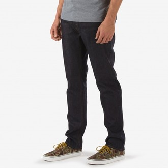 pants men -jeans- VANS - V46 Taper - Indigo 13OZ - VXK3DZM