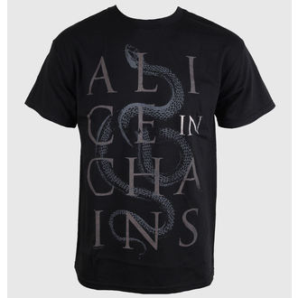 t-shirt metal men's women's unisex Alice In Chains - Snakes - BRAVADO, BRAVADO, Alice In Chains