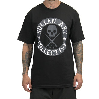 t-shirt hardcore men's - All Day - SULLEN - SCM0062_BK