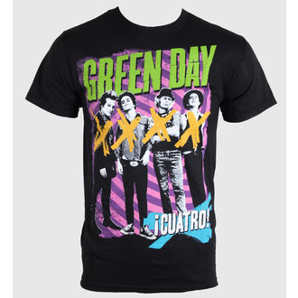 t-shirt metal men's women's unisex Green Day - Hypno - BRAVADO - GDY1374