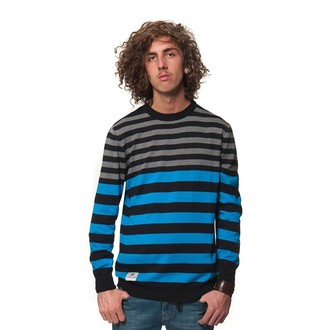 sweater men's Horsefeathers - MAGNETIC - Blue