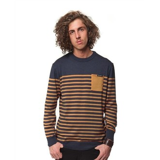 sweater men's Horsefeathers - SPIN - Navy