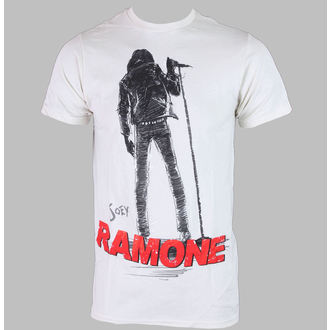 t-shirt metal men's women's unisex Ramones - SILHOUETTE - BRAVADO - JOE1007