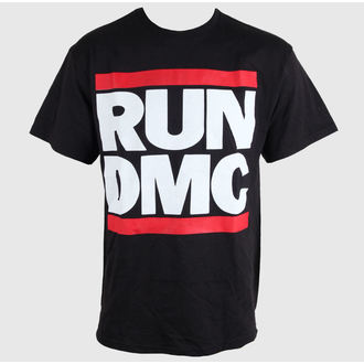 t-shirt metal men's women's unisex Run-D.M.C. - Black - BRAVADO - RDMCTS01MB05
