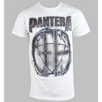 t-shirt metal men's Pantera - 81 - BRAVADO - 31511254