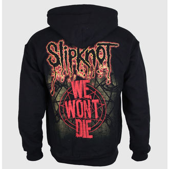hoodie men Slipknot - Won't Die Group - Bravado - SLP2062