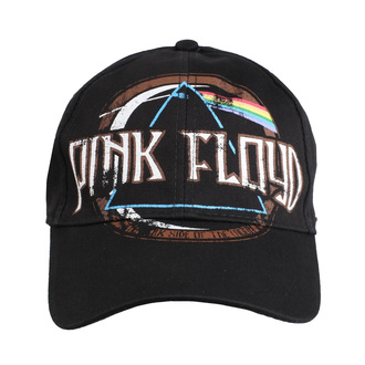 Cap Pink Floyd - Dark Side Of The Moon Album Distressed - ROCK OFF, ROCK OFF, Pink Floyd