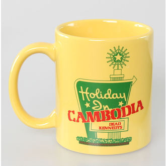 cup Dead Kennedys - Holiday in Cambodia - ROCK OFF, ROCK OFF, Dead Kennedys