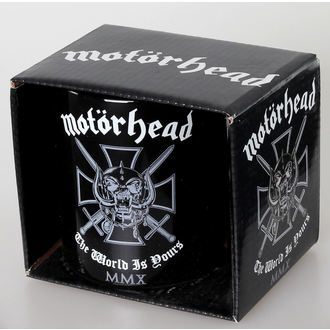 cup Motörhead - Iron Cross - ROCK OFF - MHMUG04