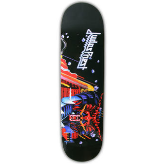 skateboard Judas Priest - Defender of the Faith - HLC, HLC, Judas Priest