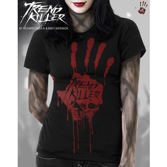 t-shirt men's women's unisex - Trend Killer - EXHIBIT A GALLERY - Black