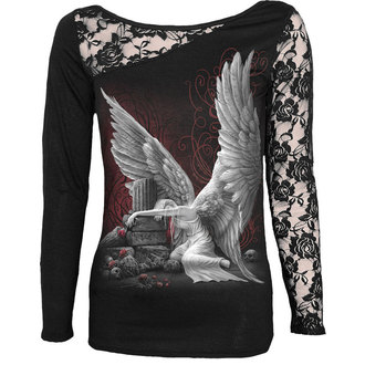 t-shirt women's - TEARS OF AN ANGEL - SPIRAL - D053F439