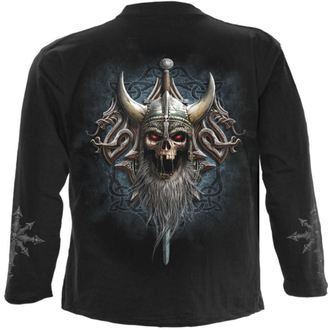 t-shirt men's women's unisex - VIKING DEAD - SPIRAL - L021M301