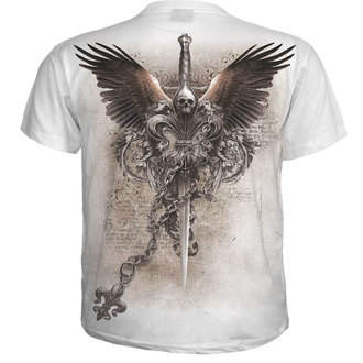 t-shirt men's - WINGS OF FREEDOM - SPIRAL - M014M113