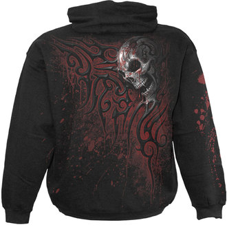 hoodie men's - DEATH BLOOD - SPIRAL - M015M451