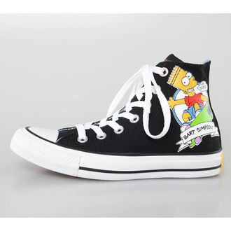 high sneakers women's children's The Simpsons - Chuck Taylor All Star - CONVERSE - C146810F
