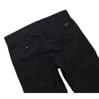 pants men GLOBE - Goodstock - GB01216010 - BLACK